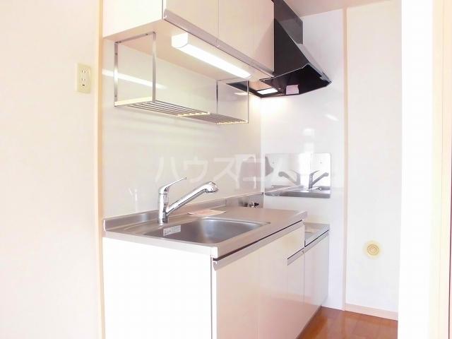 メゾンセントポーリアB 01030号室のキッチン