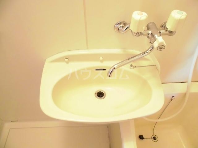 メゾンセントポーリアB 01030号室の洗面所