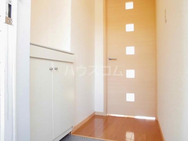 メゾンセントポーリアB 01030号室の設備