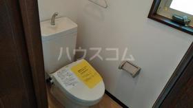 アベニーダ国立1のトイレ
