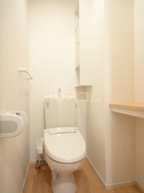 シャスタ トレンド 01020号室のトイレ