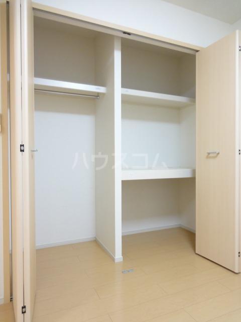 シャスタ トレンド 01020号室の収納