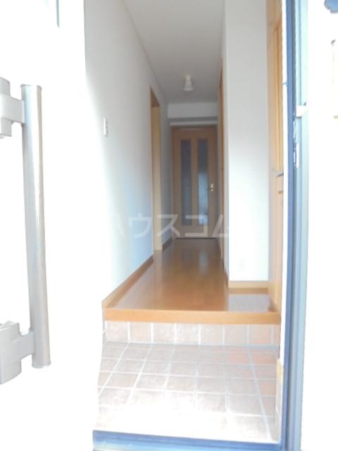 グレイス 01030号室のバルコニー