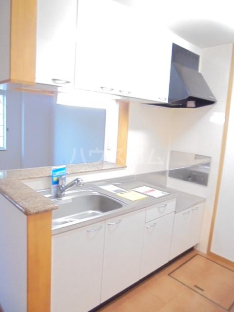 グレイス 01030号室のキッチン