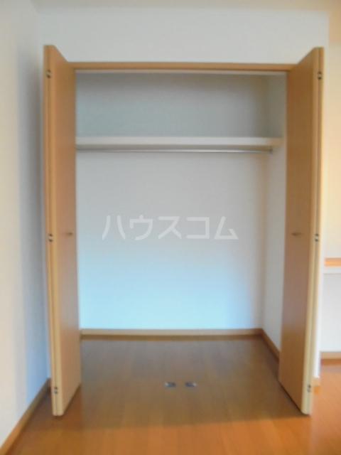 グレイス 01030号室の玄関