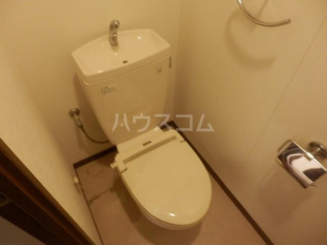 アーバンハイツ中町Ⅱ番館 203号室のトイレ