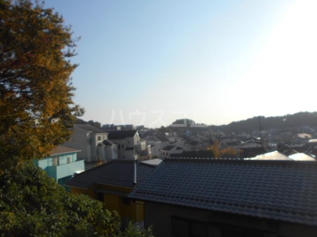 ファミリーコーポ笈川B 201号室の景色