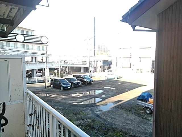 ファーストヒル江田 102号室の景色