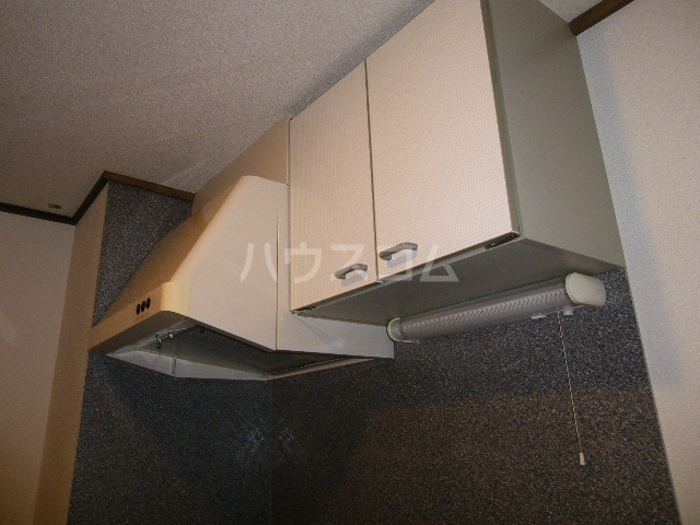 City heightsパンジー 102号室の設備