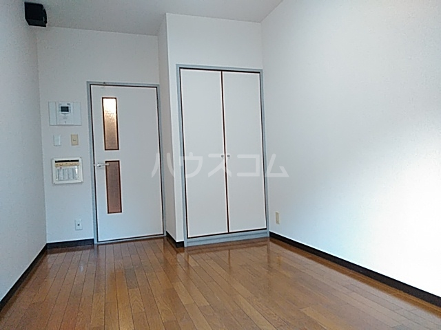 セントヒルズ橋本 207号室のバルコニー