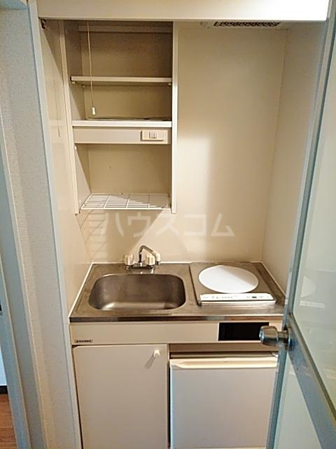 セントヒルズ橋本 207号室のキッチン