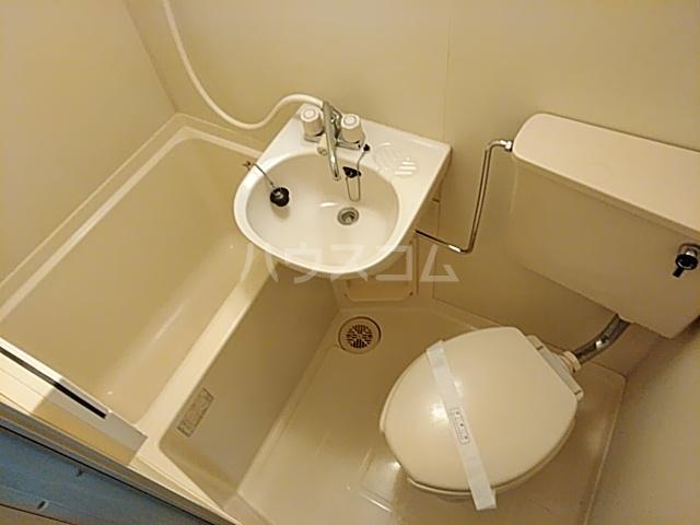 セントヒルズ橋本 207号室の風呂