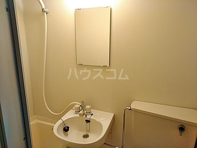 セントヒルズ橋本 207号室のトイレ