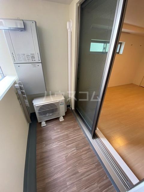 サン・リグノ 01030号室のバルコニー