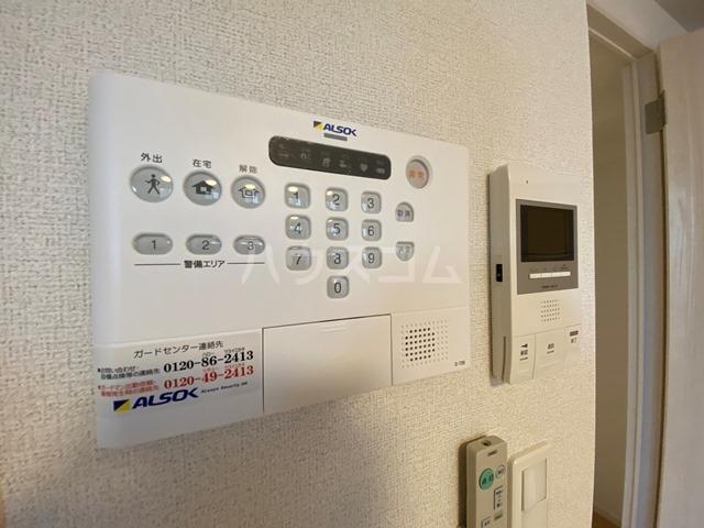 サン・リグノ 01030号室のセキュリティ