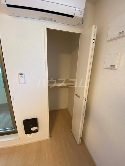 サン・リグノ 01030号室の収納
