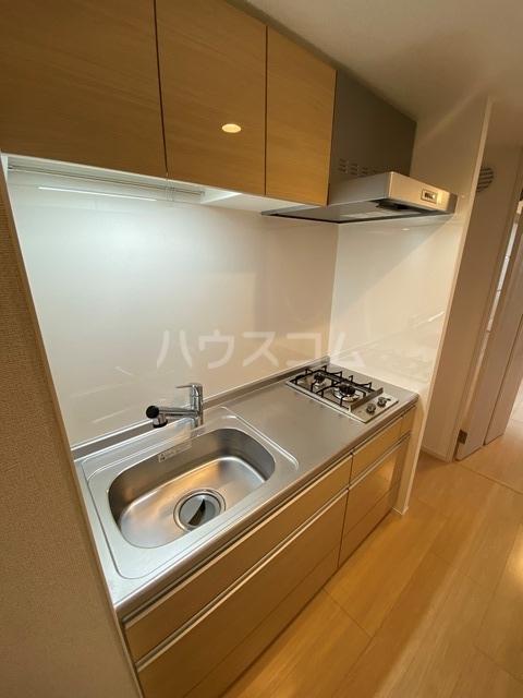 サン・リグノ 01030号室のキッチン