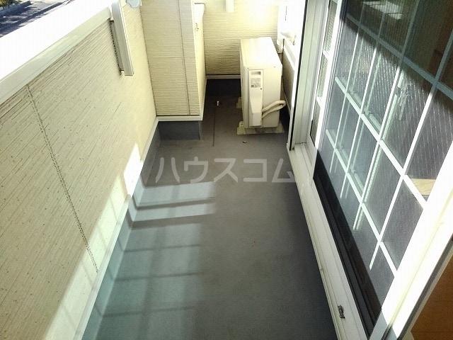 ヒル ヴィレッジ 02020号室のバルコニー
