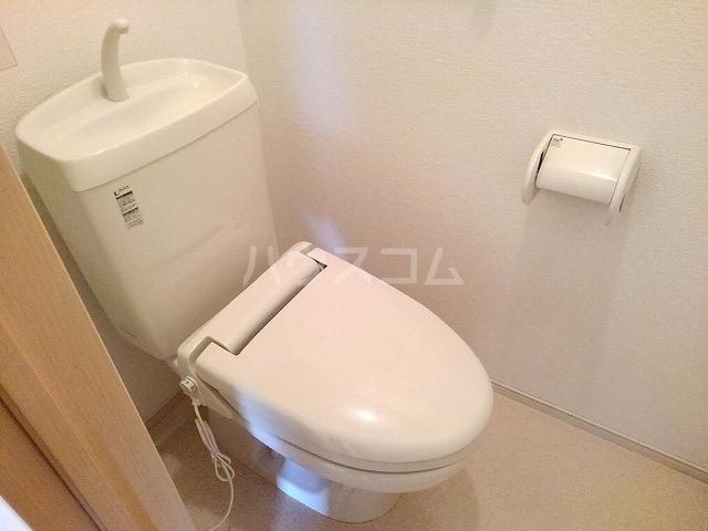 ヒル ヴィレッジ 02020号室のトイレ