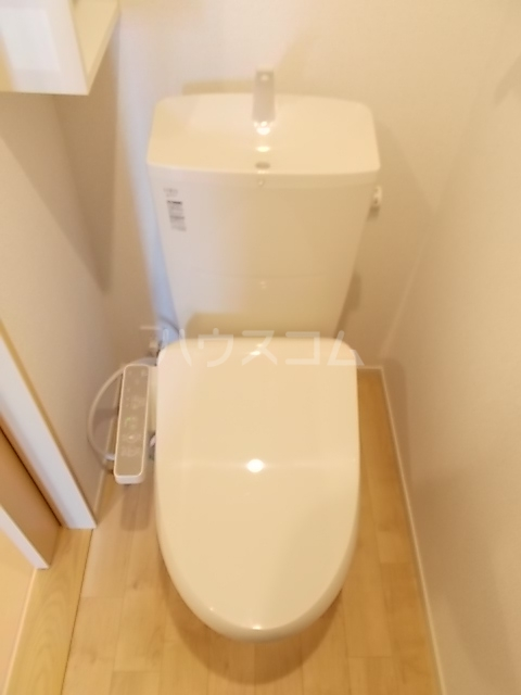Mt.View 02030号室のトイレ