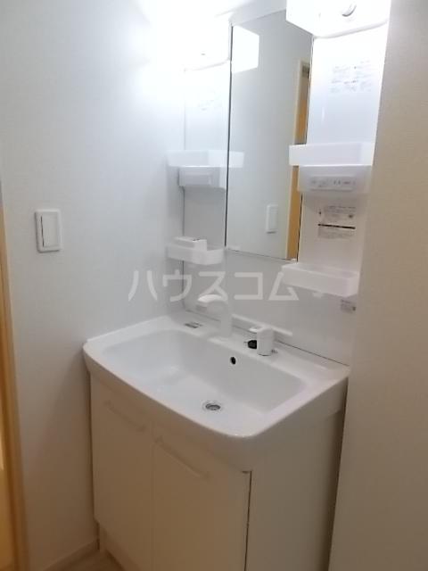 Mt.View 02030号室の洗面所