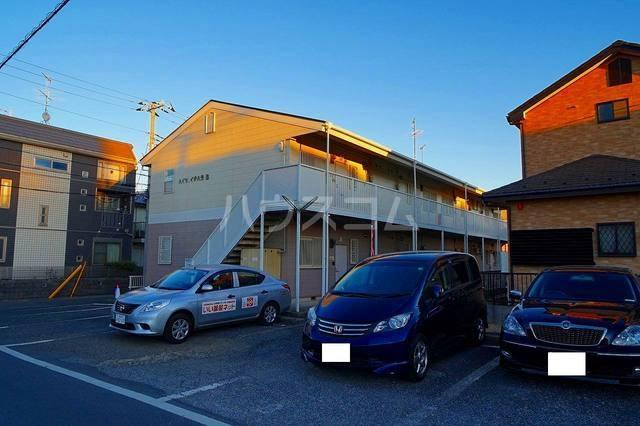 ハイツイチハラB 02030号室の駐車場