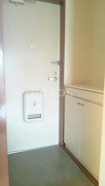 ハイツイチハラB 02030号室の玄関