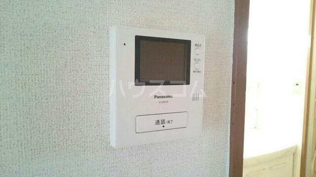 ハイツイチハラB 02030号室のセキュリティ