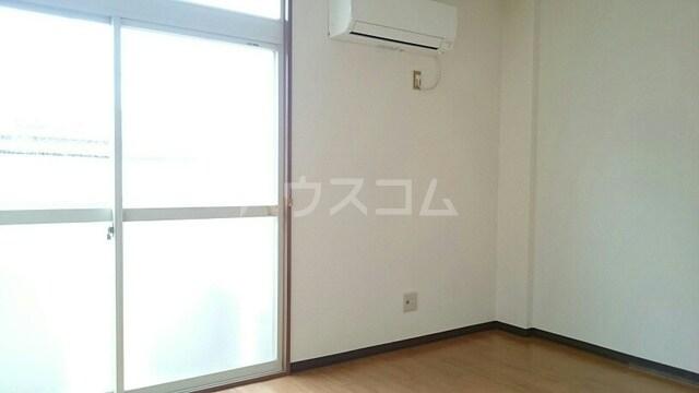ハイツイチハラB 02030号室のベッドルーム