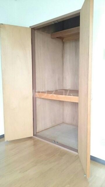 ハイツイチハラB 02030号室の収納