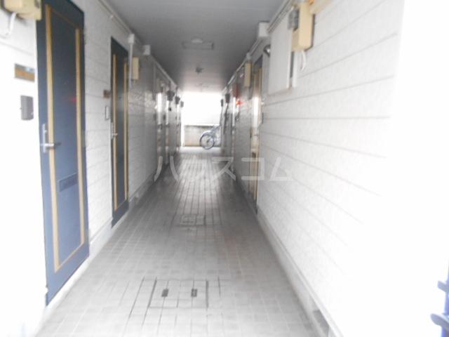 DRホームズ千歳船橋 104号室のロビー