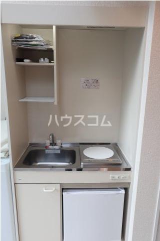 根岸スパイスガールズ 201号室のキッチン