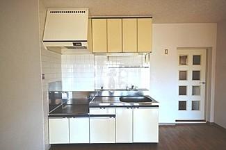 サカエハイツ 0305号室のキッチン