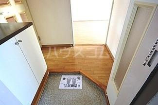 サカエハイツ 0305号室の玄関