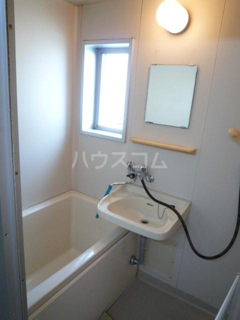 マンション裕 202号室の風呂