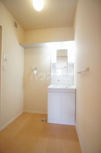 フランデスポワール 102号室の洗面所