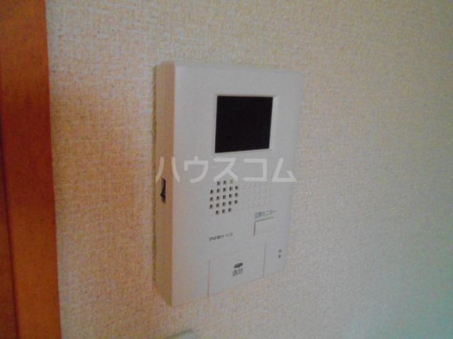 レオパレスボヌール 101号室のセキュリティ