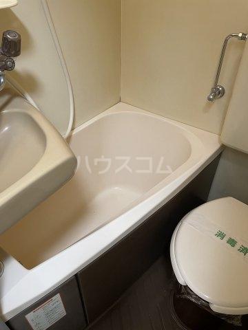 コーポアルプ 105号室の風呂