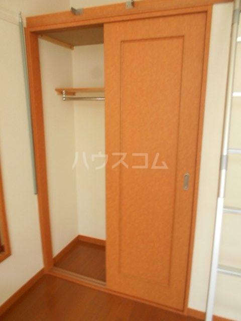 レオパレスWINS寺尾 303号室の収納