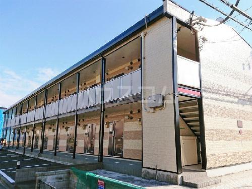 レオパレスSHIMADA壱番館外観写真