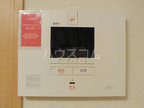 レオパレスMONEⅡ 209号室のセキュリティ