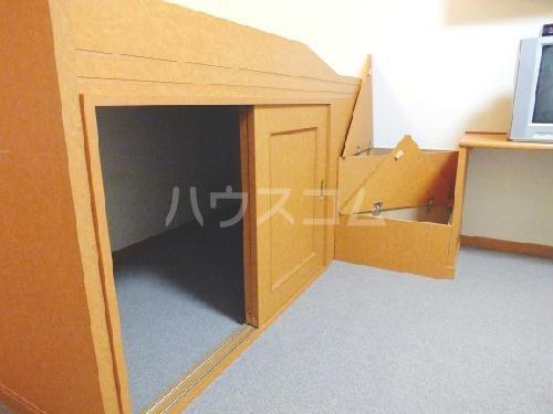 レオパレスMONEⅡ 209号室の収納