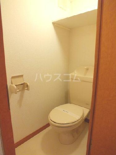 レオパレスMONEⅡ 209号室のトイレ