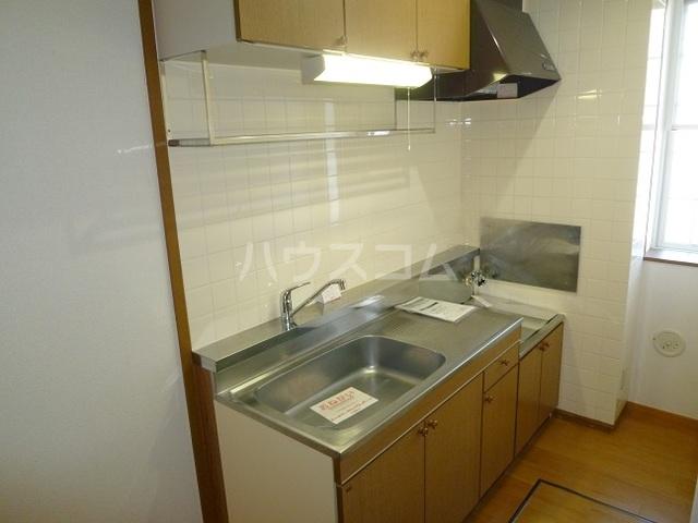 シェーネ ホフ Ι 02010号室のキッチン