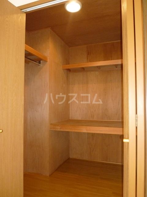 シェーネ ホフ Ι 02010号室のバルコニー