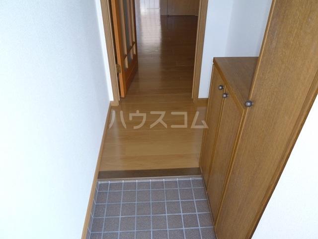 シェーネ ホフ Ι 02010号室の収納