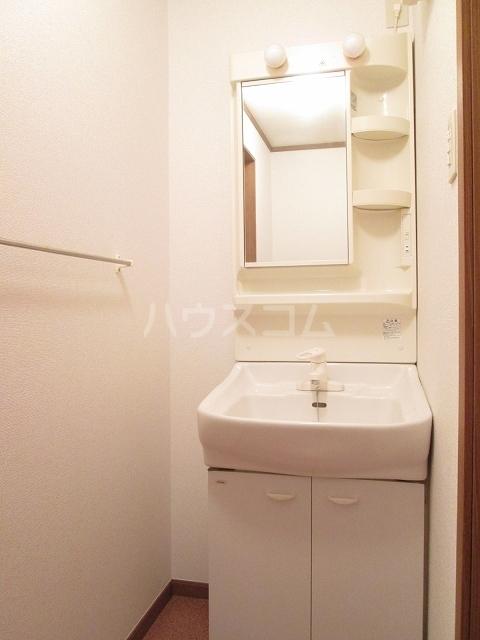 プリムロ-ゼ B 02020号室の洗面所