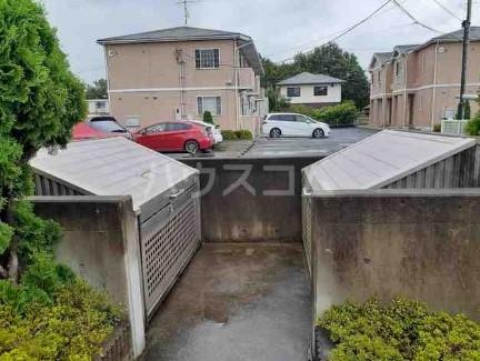 サン・ヒルズ永国B 02020号室の風呂