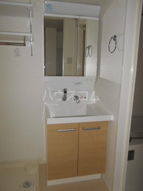 リズミン 01010号室の洗面所