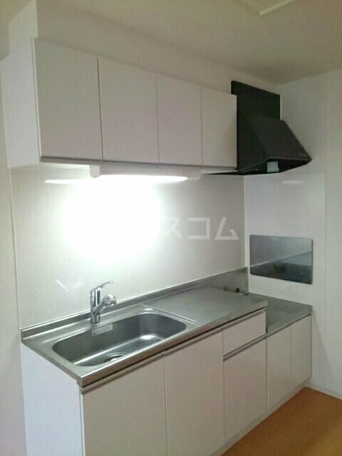メゾン・メール 02010号室のキッチン